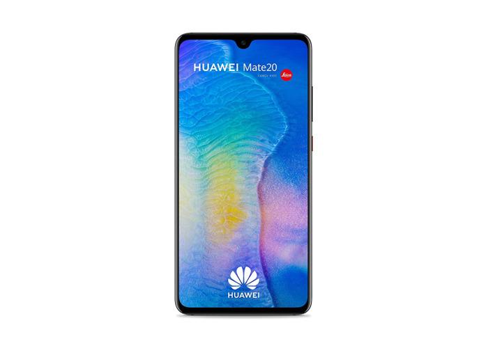 Huawei Mate 20 128GB Single Sim Unlocked-Blue - 1