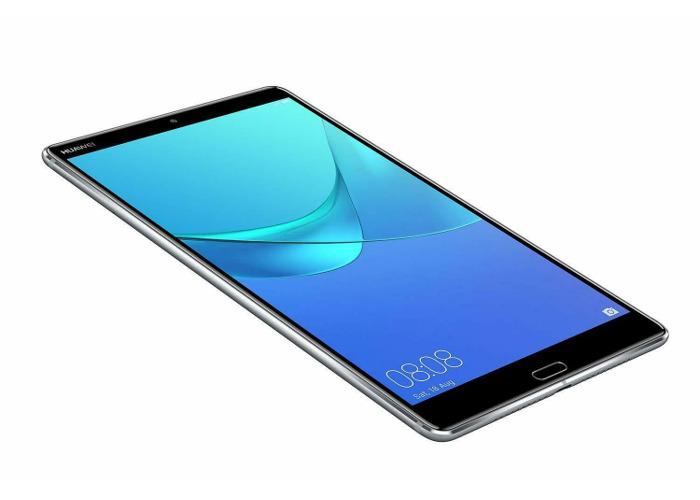 "Huawei MediaPad M5 (SHT-W09), 32GB, 8.4"", WiFi Tablet - Space Grey - 2"