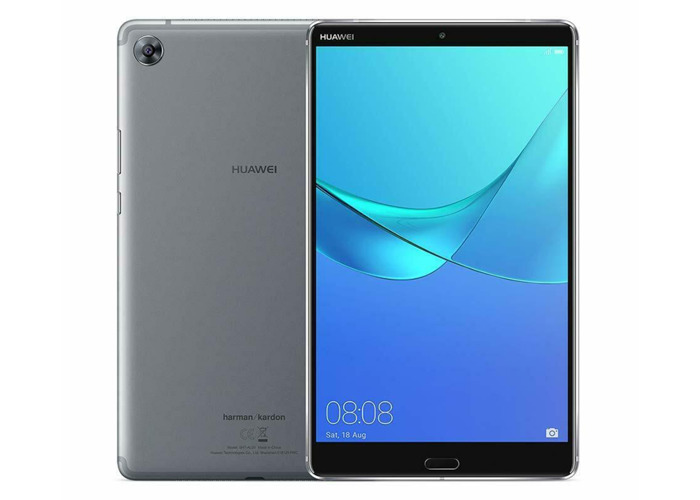 "Huawei MediaPad M5 (SHT-W09), 32GB, 8.4"", WiFi Tablet - Space Grey - 1"