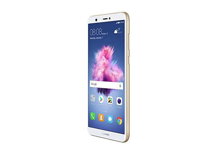 Huawei P Smart (Single SIM) 32GB Android 8.0 UK version SIM-Free Smartphone - Gold - 2