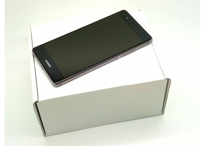 HUAWEI P9 32GB PRISTINE CONDITION - 12MP - 4G - NFC - GREY - UNLOCKED - 1