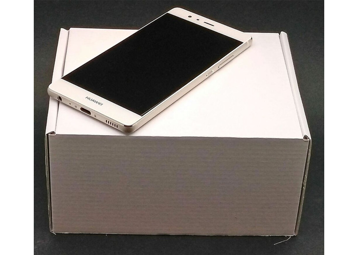 HUAWEI P9 32GB PRISTINE CONDITION - 12MP - 4G - NFC - WHITE - UNLOCKED - 1
