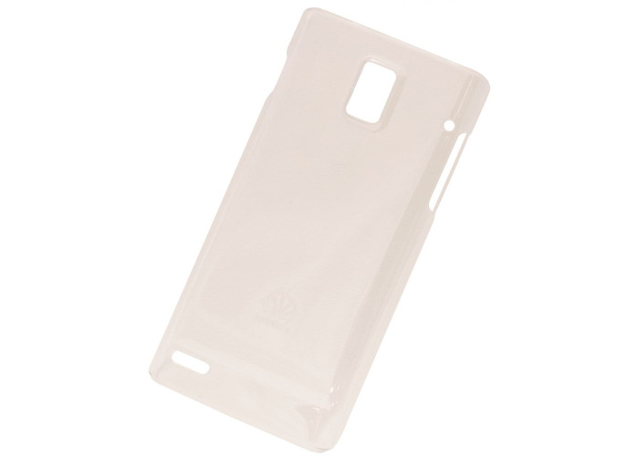 Huawei PC Cover for Ascend P1 - Clear - 2