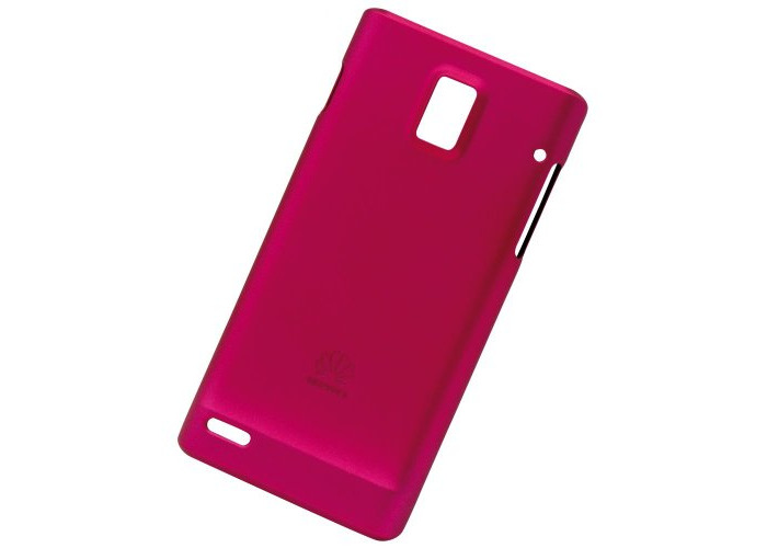 Huawei PC Cover for Ascend P1 - Pink - 1
