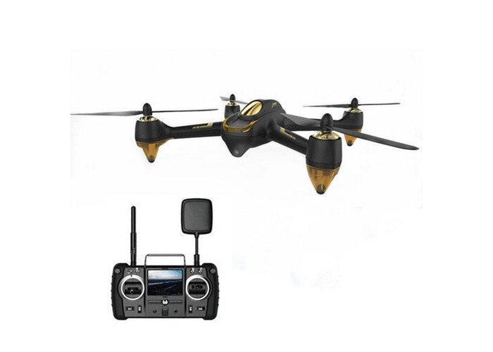 Hubsan H501S X4 5.8G FPV Brushless With 1080P HD Camera GPS RC Drone Quadcopter RTF - 1