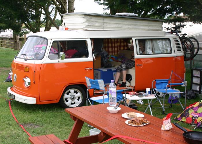 Classic VW Camper Original 1973 RHD.  - 1