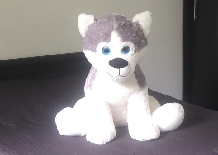 husky stuffed-dog-with-blue-eyes-93440648.JPG