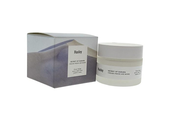 Huxley Secret of Sahara Cream ;Fresh AND More 50ml - 1