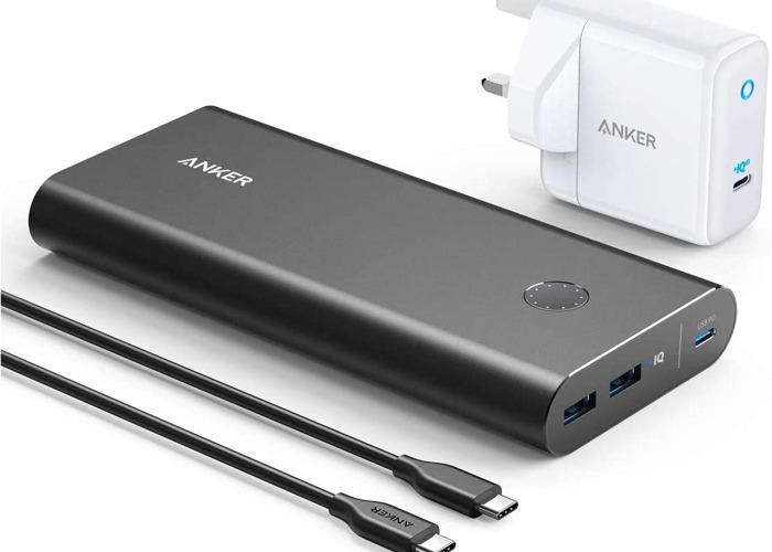 Hyper Juice USB C- Anker Mac Book Charger  - 1