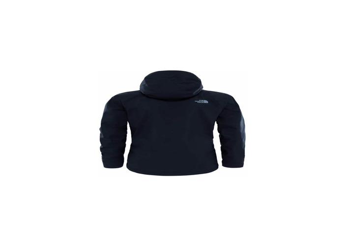 I have a small blue waterproof north face jacket available for rent - 1