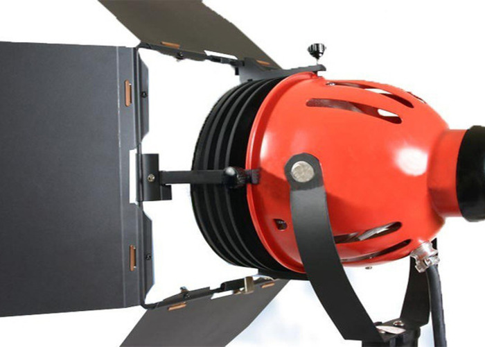 Ianiro Red 3 Head Kit. Video Studio Continuous Lighting 800w - 1