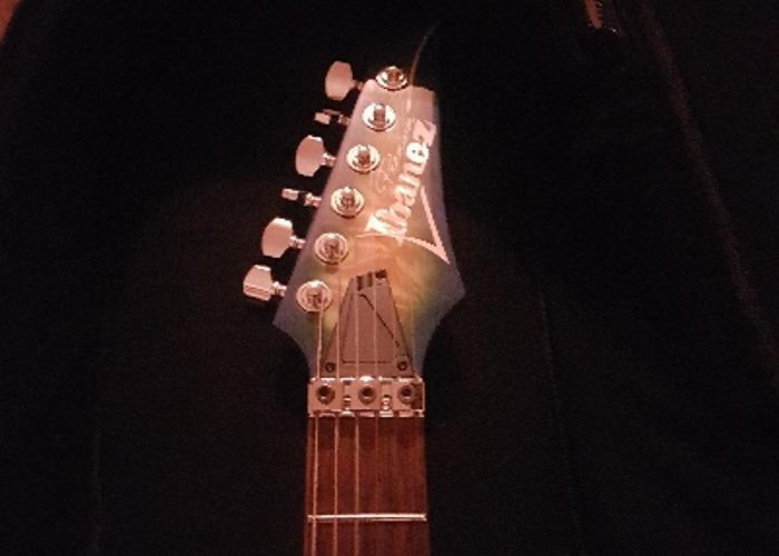 Ibanez premium floyd rose guitar - 2