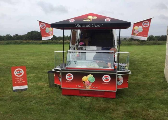 Ice cream cart - 2