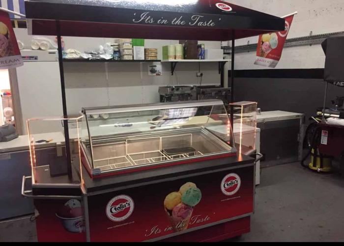 Ice cream cart - 1