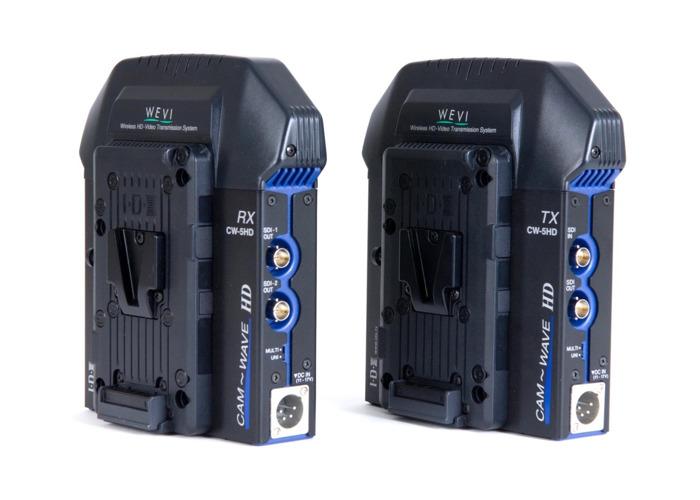 IDX Wevi CW5HD Transmitter & RX - 2
