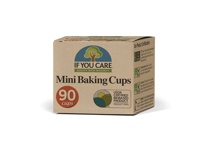 If You Care FSC Certified Mini Baking Cups - 1