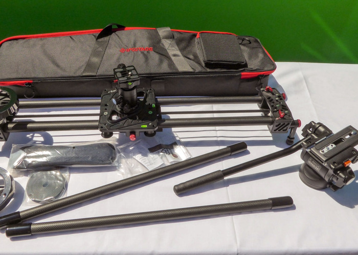 iFootage Shark S1 (Bundle Version) Camera Slider plus E-imag - 1