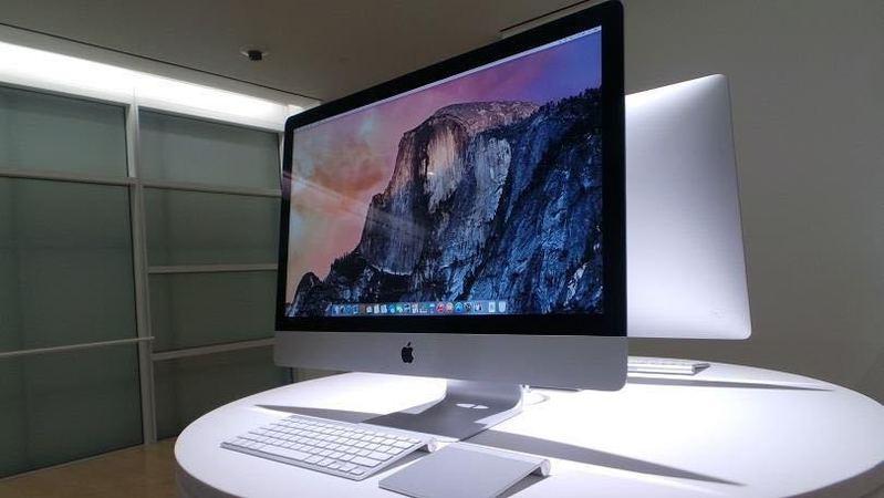 TOP SPEC 4.2 GHz iMac 27 inch 5K 32GB RAM 1TB SSD - 1