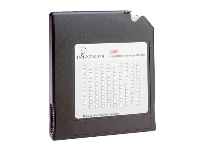 Imation 43838 - 3590 Cleaning Cartridge - 1