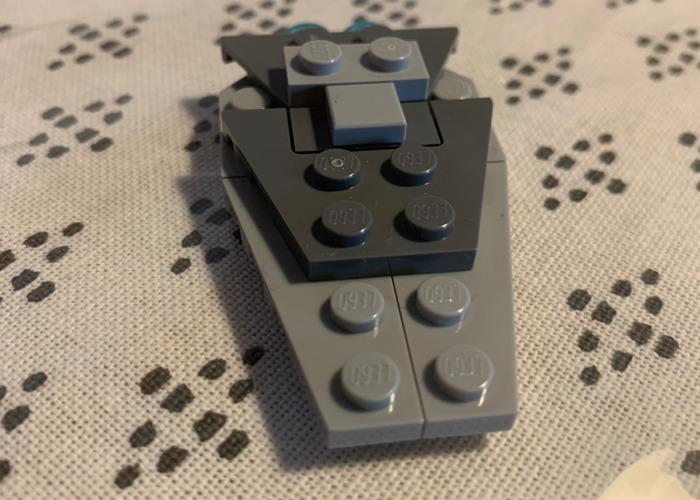 Imperial cruiser lego - 2
