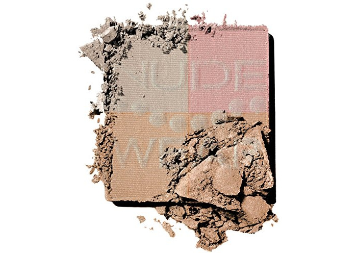Inc., Nude Wear, Touch of Glow Palette, Light - Physician's Formula - 2
