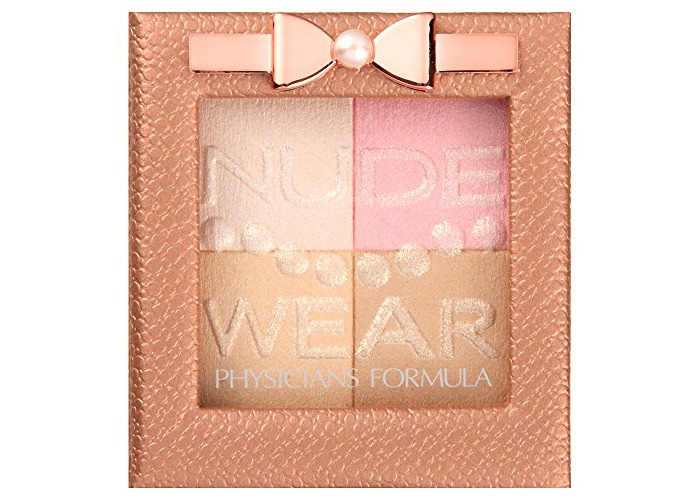 Inc., Nude Wear, Touch of Glow Palette, Light - Physician's Formula - 1
