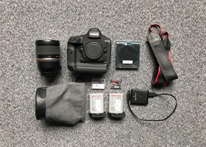 (INC VAT) Canon 1DXII, 24-70 2.8  x 256gb  (1dx mark 2 1dx2) - 1