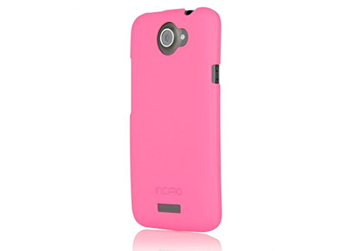 Incipio HT-280 Feather Case - HTC One X - pink - 1