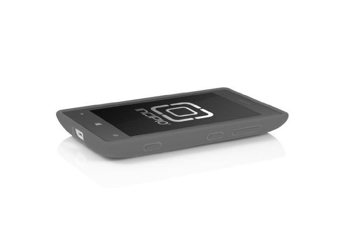 Incipio NK-161 NGP for Nokia Lumia 520 - Translucent Mercury - 2