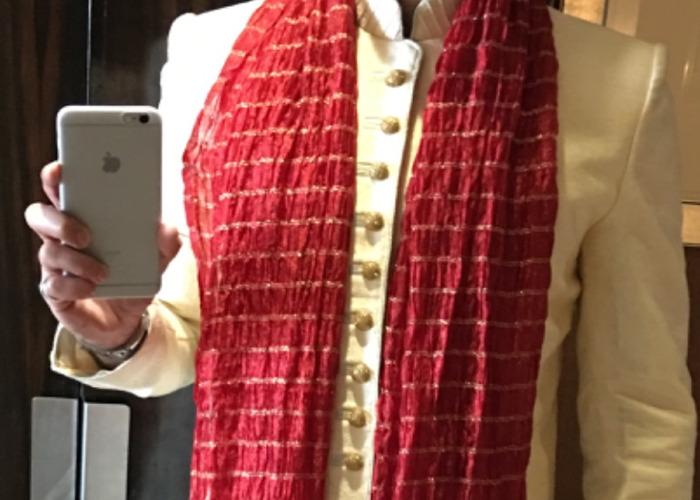 Indian formal dress - 1