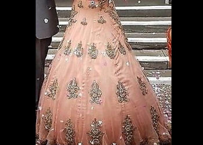 Indian wedding dress - 1