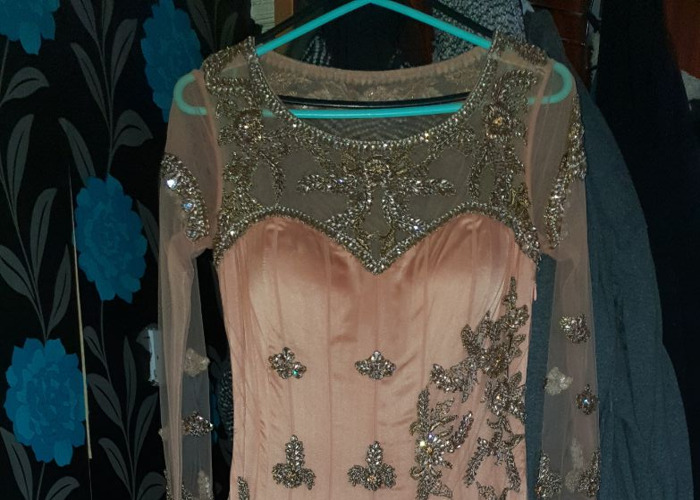Indian wedding dress - 2