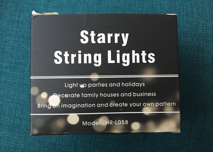Indoor Fairy Christmas Lights - 2