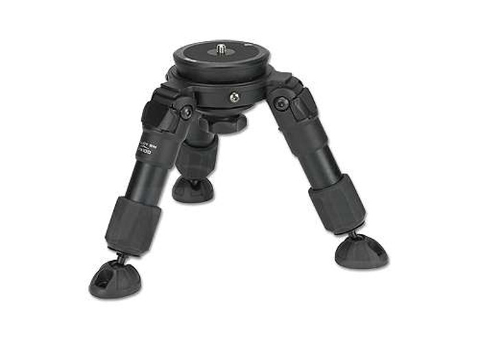 Induro Hi Hat Tripod 75mm or 100mm bowl - 1