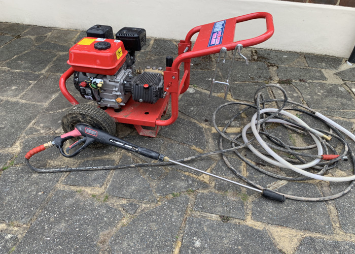 Industrial Power washer - 1