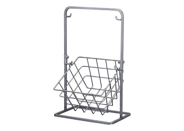 Industrial Kitchen 2 Tier Storage Baskets - 2