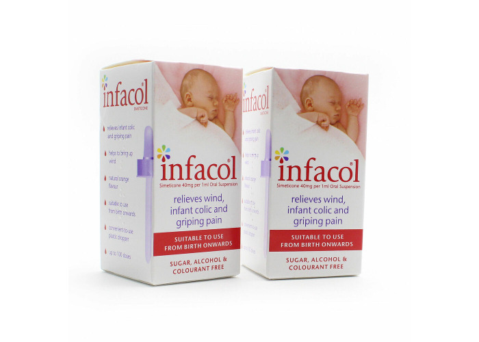 Infacol Colic Relief Drops 50ml X2 - 1