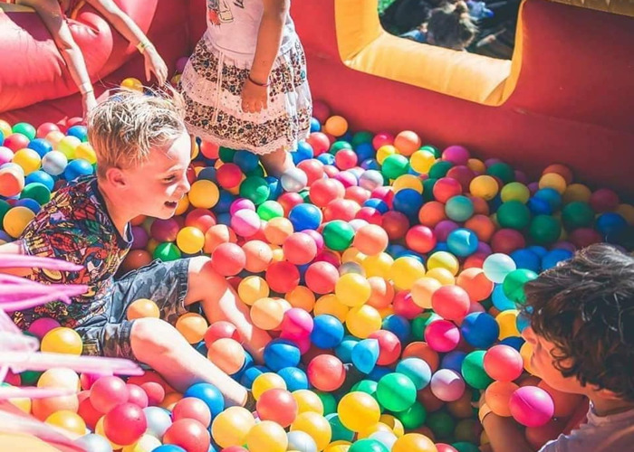 Inflatable Ball Pit - 1