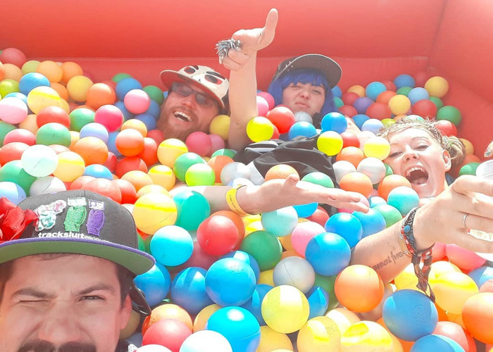 Inflatable Ball Pit - 2