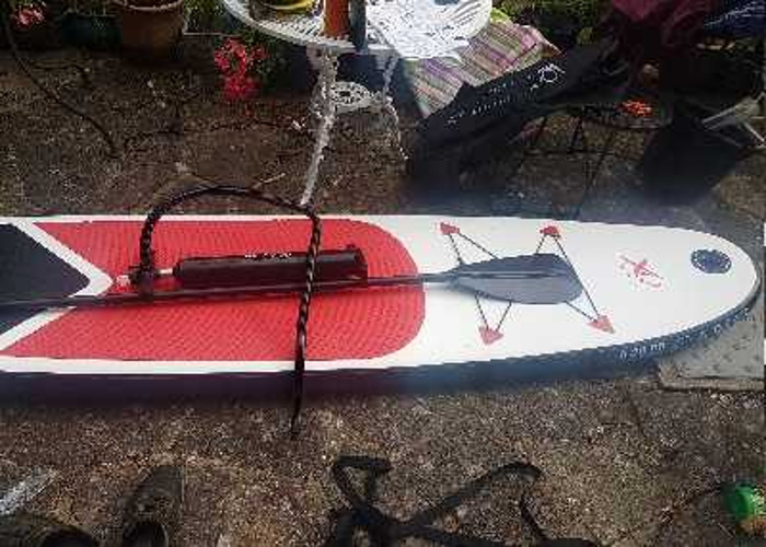 Inflatable paddleboard - 1