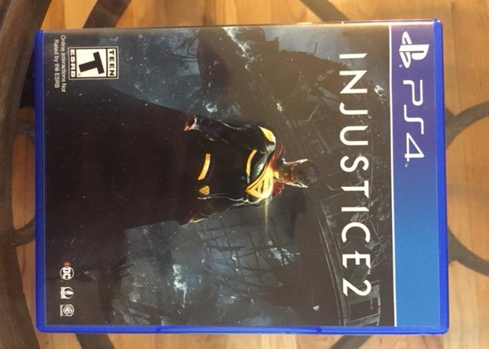Injustice 2 - PlayStation 4 Standard Edition - 1
