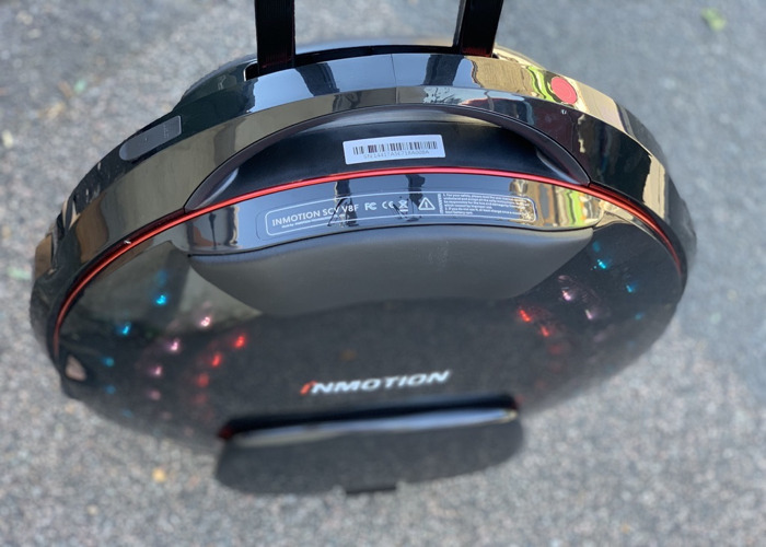 Inmotion V8F Electric Unicycle - 1