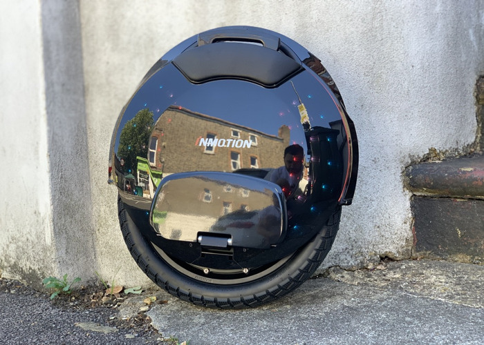 Inmotion V8F Electric Unicycle - 2