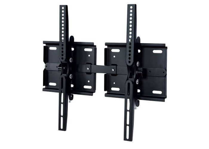 "InoBrand PLB116 23""-70"" Adjustable Bracket With +/-15 degrees Tilt Black - 1"