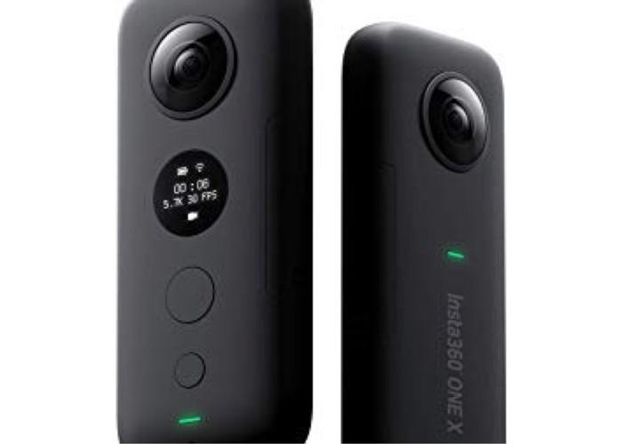 Insta 360 One X Camera  - 2