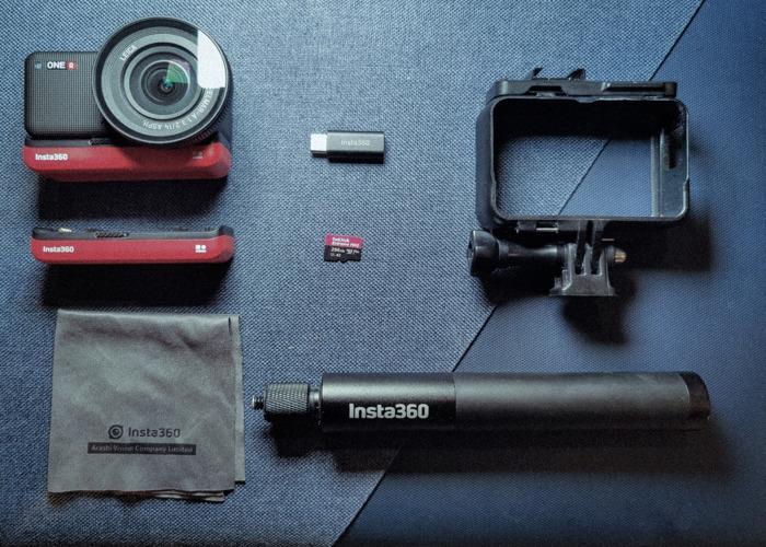 Insta360 ONE R 1-inch Edition - 1