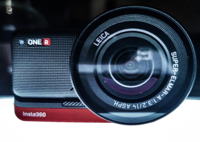 Insta360 ONE R 1-inch Edition - 2