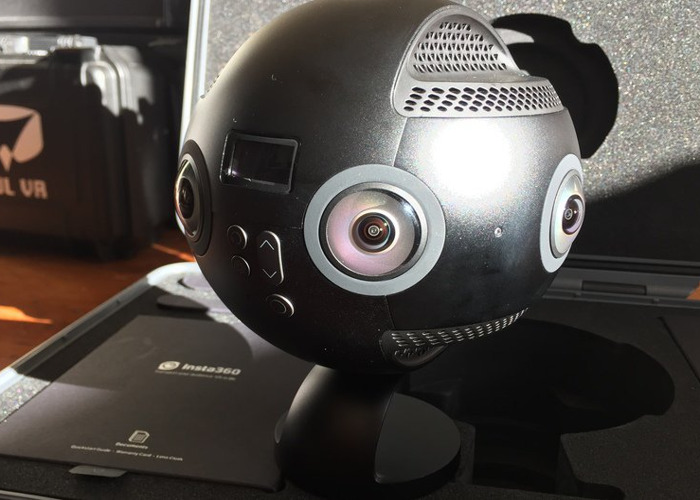 Insta360 Pro  - 1