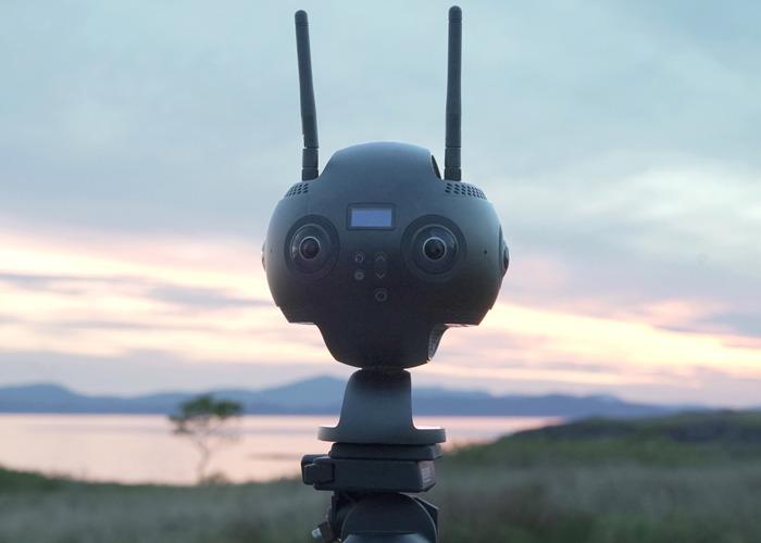 insta360 Pro 2 360 VR camera - 1