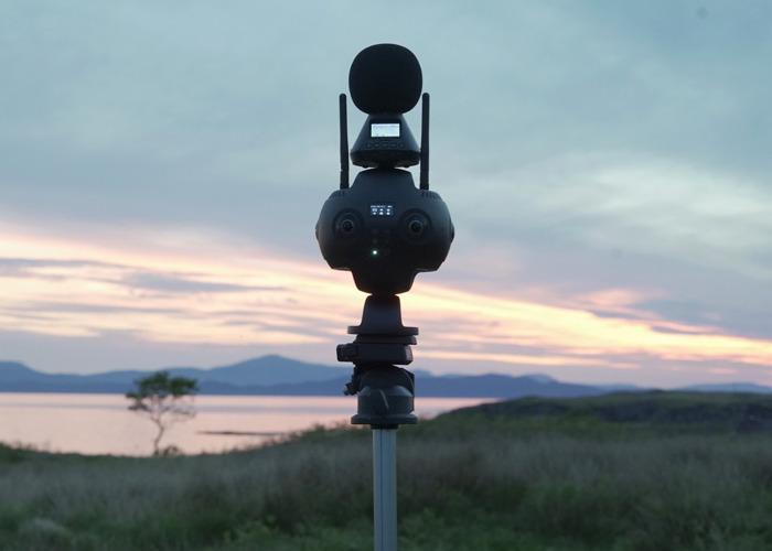 insta360 Pro 2 360 VR camera - 2
